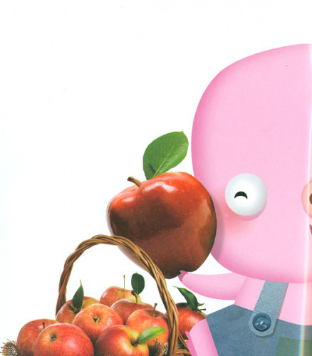 Cool Panda - Level 1 - Fruits and Food and Drinks [Chinese-English] [Set 4 volumes]. ISBN: 9787040435689